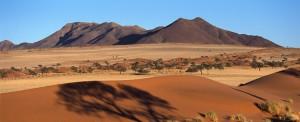 Namibie, jeux de lumière et de contrastes